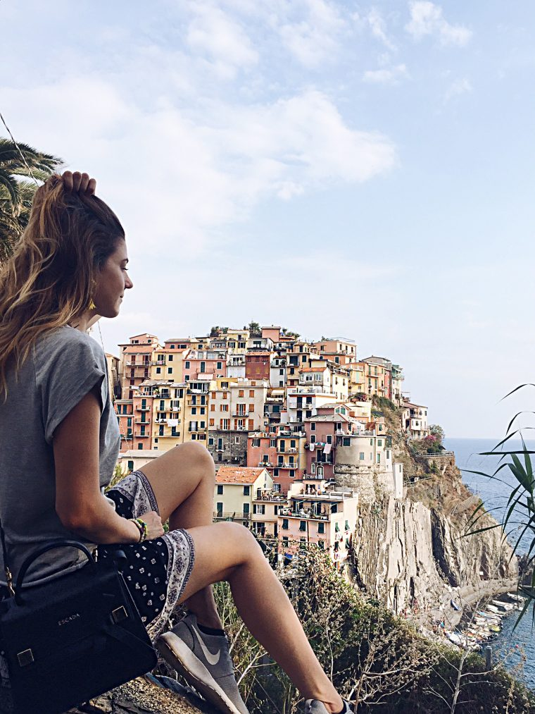View Manarola Travelblog