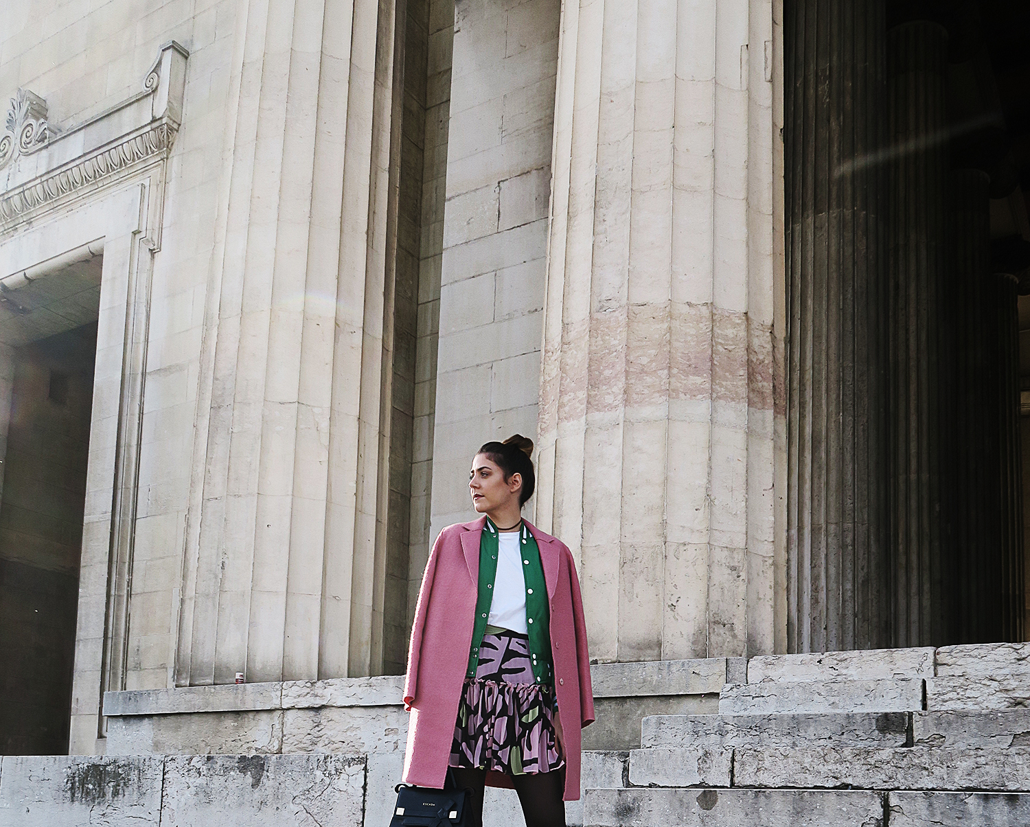 The pink coat sally boden direct for Boden direct