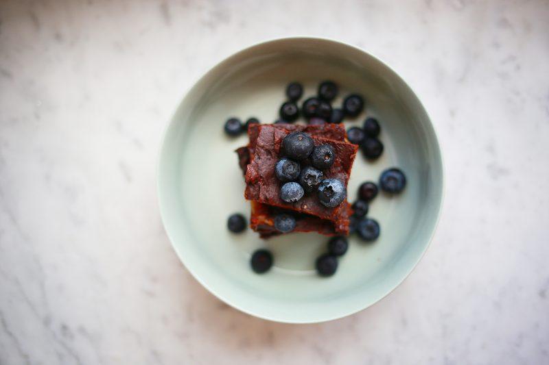 Protein-Brownies ohne Zucker mit vielen Proteinen, Fitnessblog
