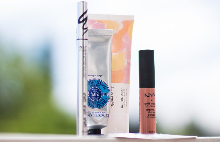 Meine aktuellen Beauty Favoriten Blog