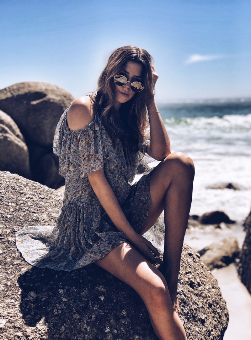 Clifton Beach Kapstadt, Reiseblog und Fashionblog