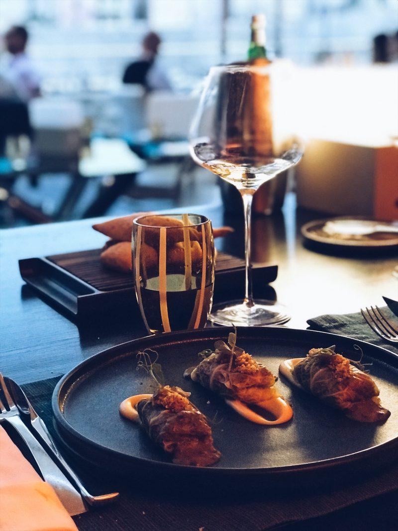 360° restaurant in Dubrovnik, Travelblog from Munich