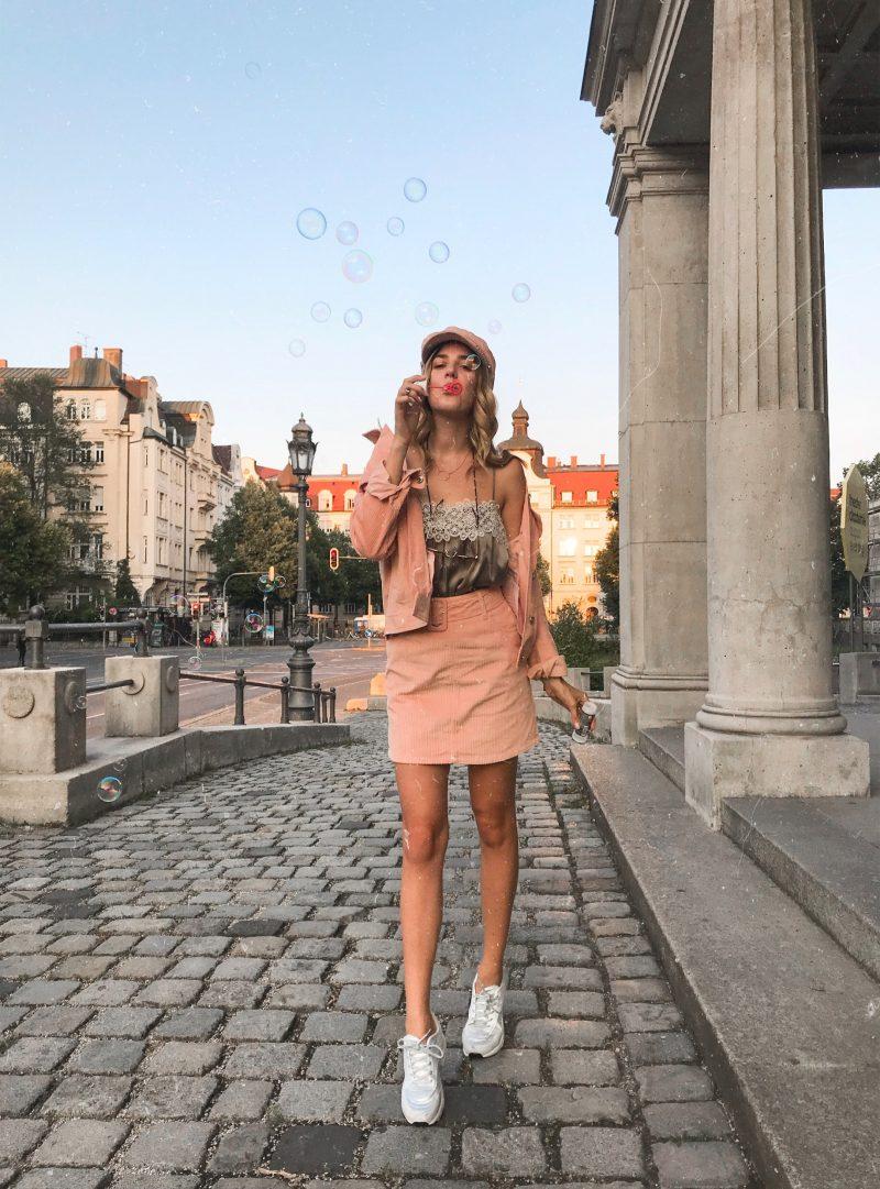 Co-ords rosa von Orsay