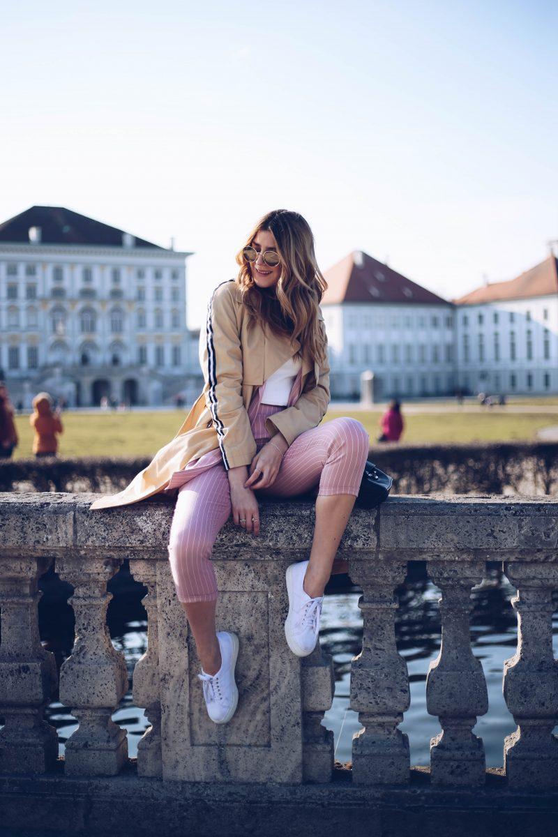 Hosenanzüge für Frauen im Alltag