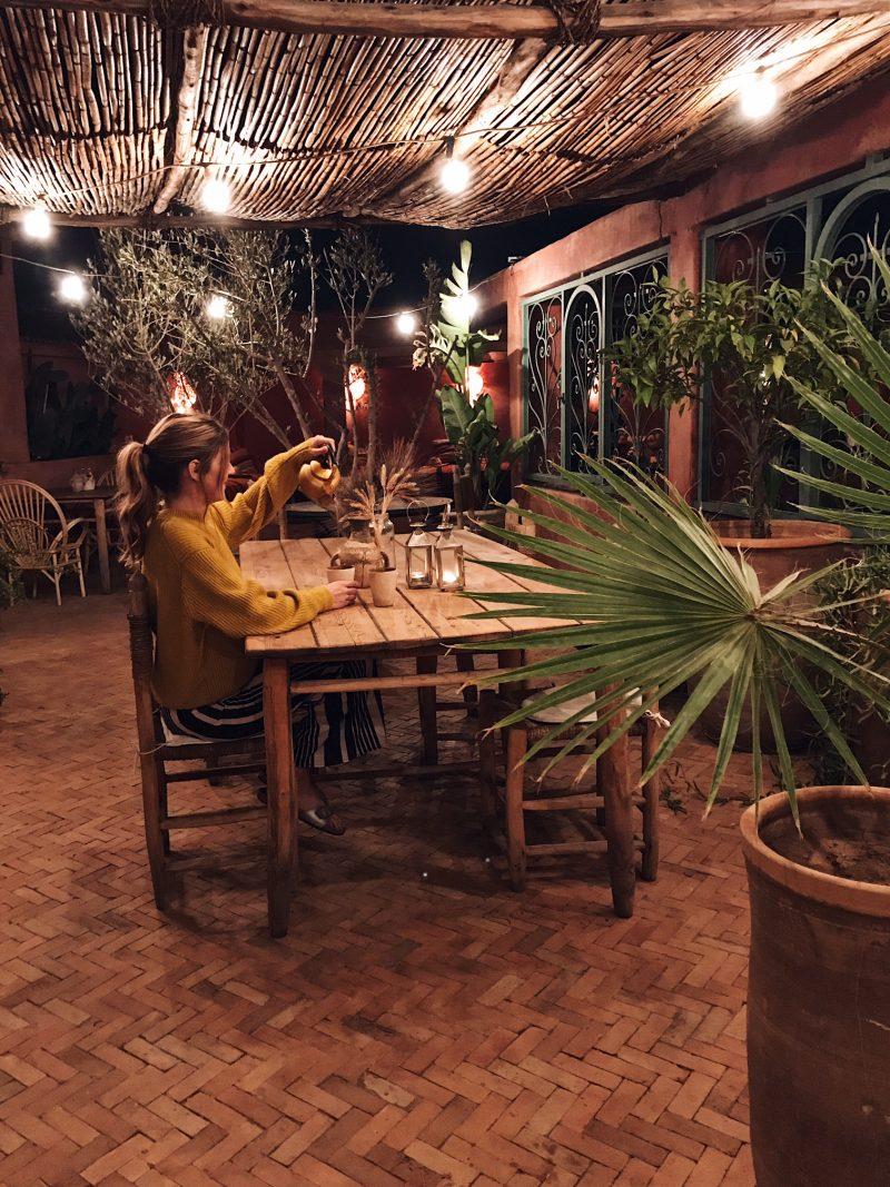 Marrakesch Reisetipps für junge Paare