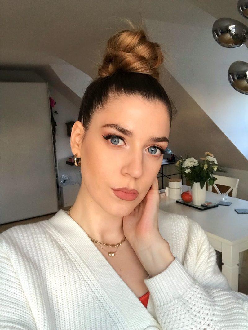 Eyeliner bei Schlupflidern oder längerer Lidfalte