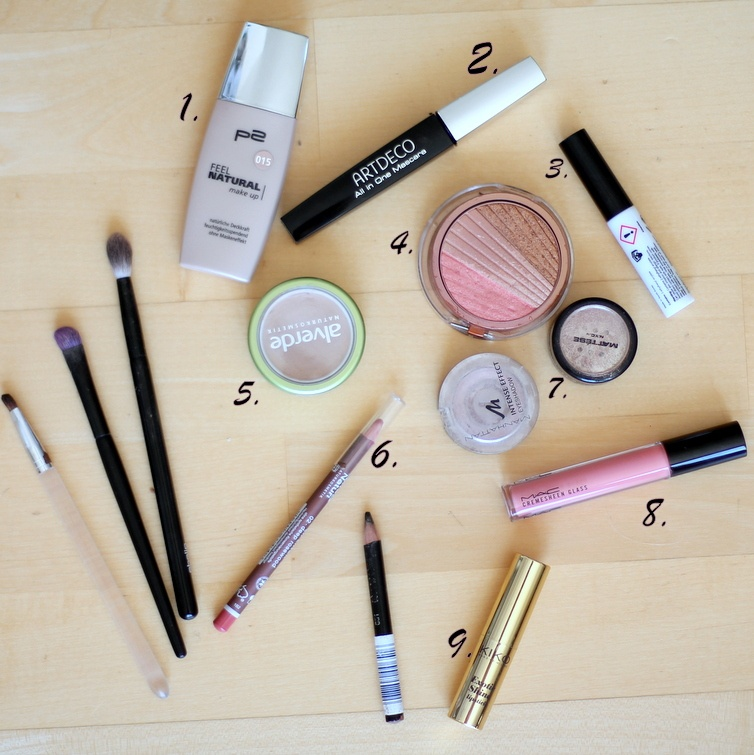 Beautyblog: Get ready with me