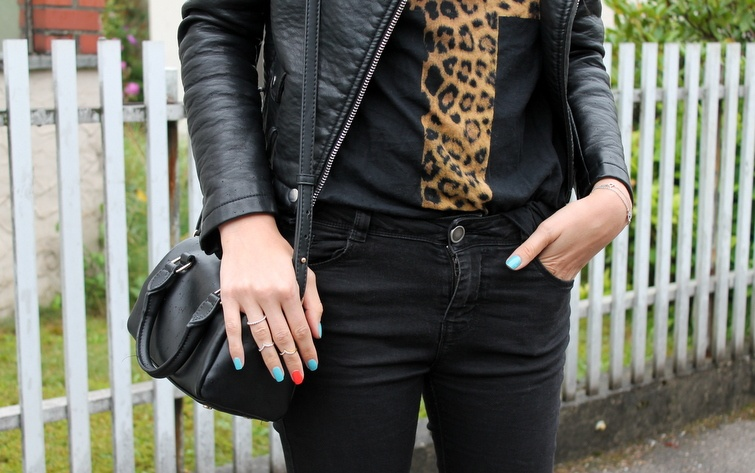Fashionblog: All black or the beauty is in the details
