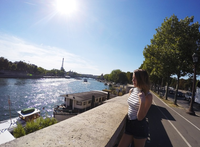 Sightseeing Tipps in Paris, Fashionblog