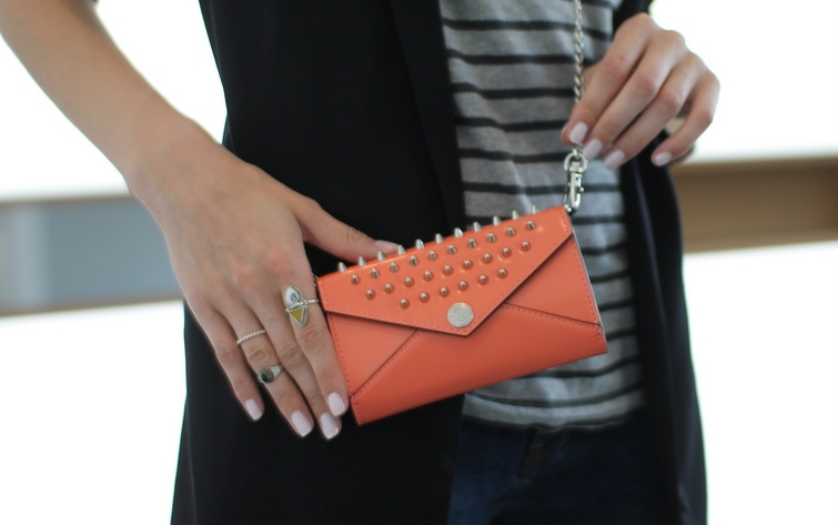 Happy Monday: It's a Rebecca Minkoff Mini bag