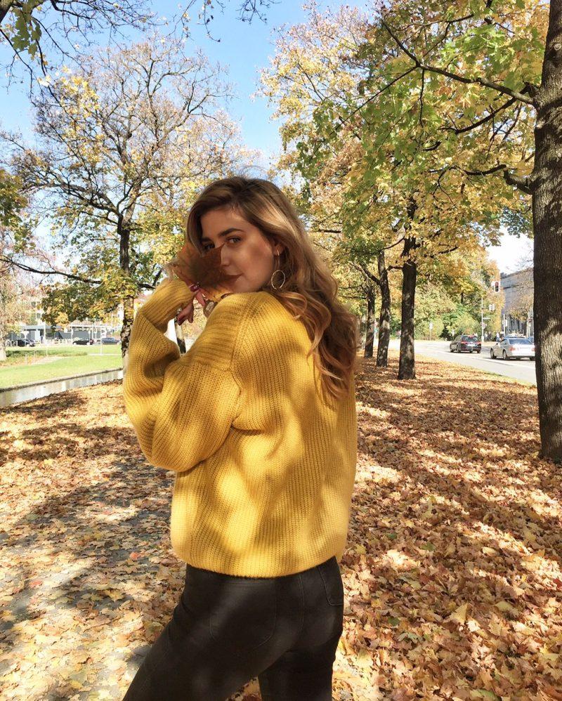 Die Trendfarbe Gelb im Herbst 2017