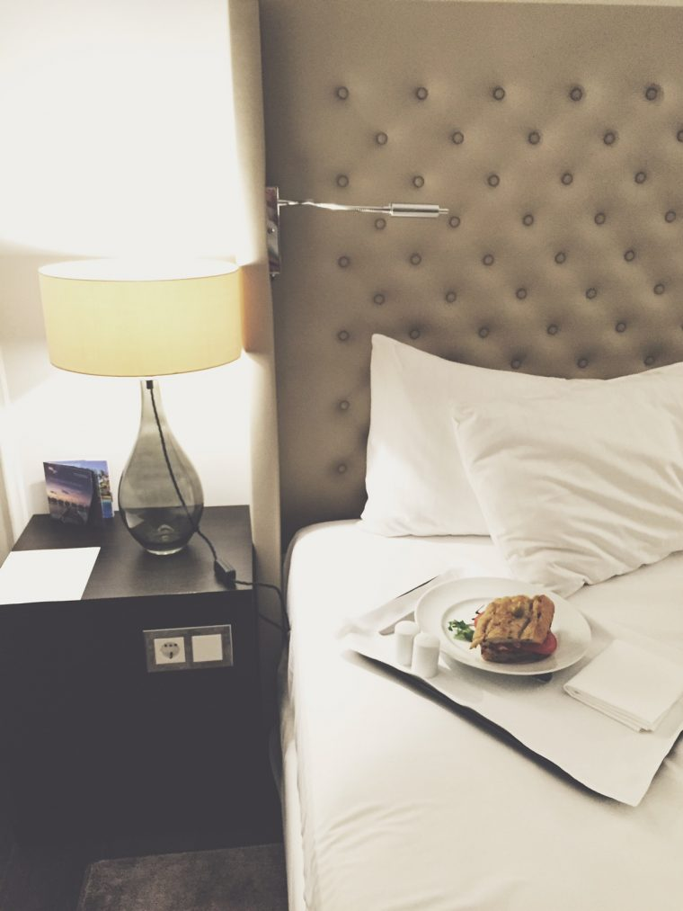 Westin Grand Berlin Travelblog