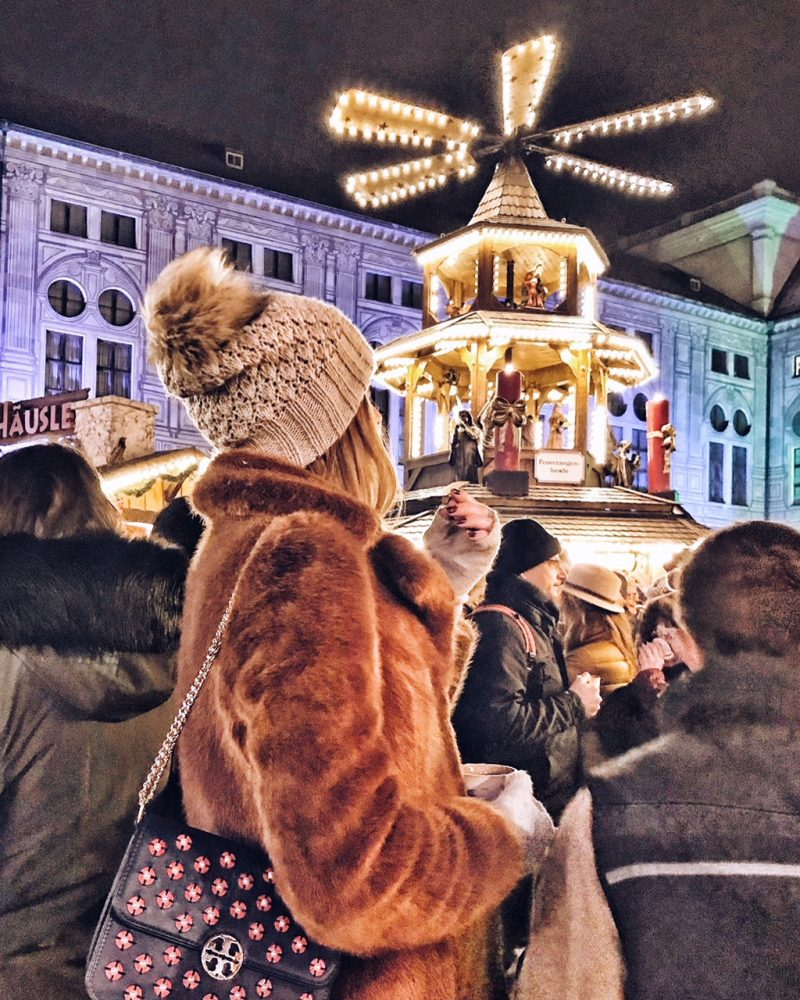 Christmasmarket in Munich